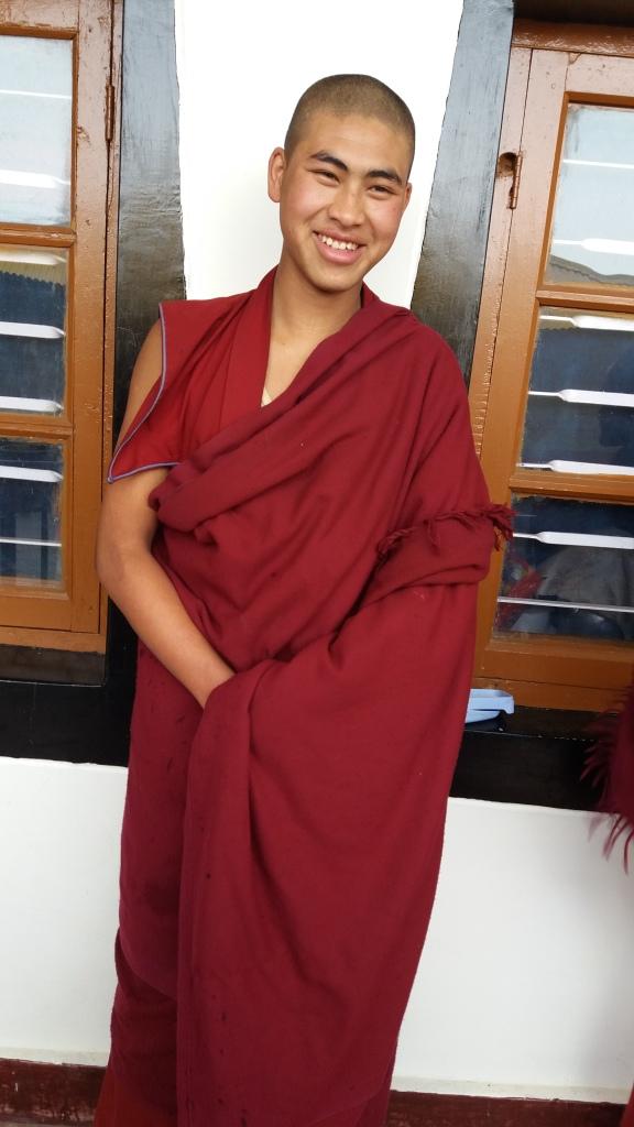 16 IN - Peljor-2, seit 1 Jahr hier, 19 Jahre alt, Sikkim