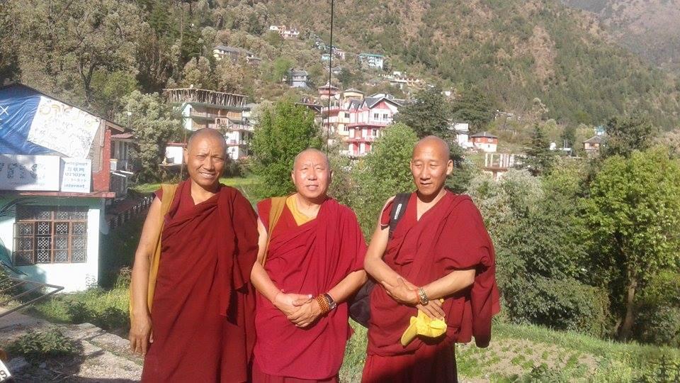 Ngawang Lobsang, teacher Gyaltsen Chonjor, Gyaltsen Choklang