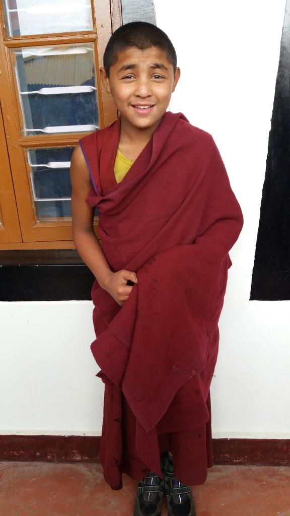 Tenzin Dakpa-2, seit 4 Jahren hier, 15 Jahre alt, Kathmandu