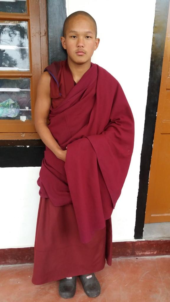 Tenzin Delek-2-hier seit 5 Jahren, 17 Jahre alt, Manal