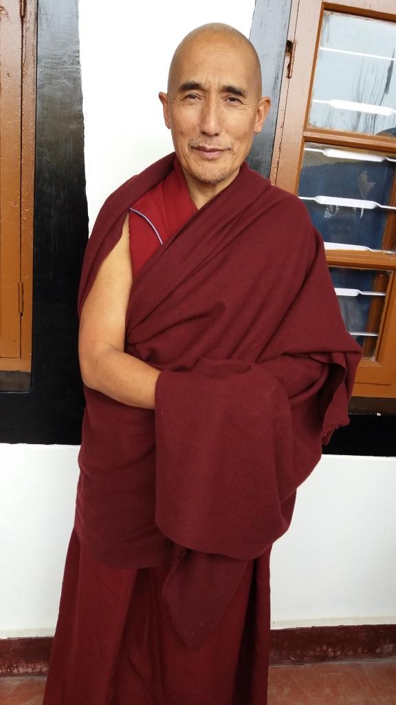 Thupten Thapkey-2, seit 45 Jahren hier, 60 Jahre alt, Kathmandu