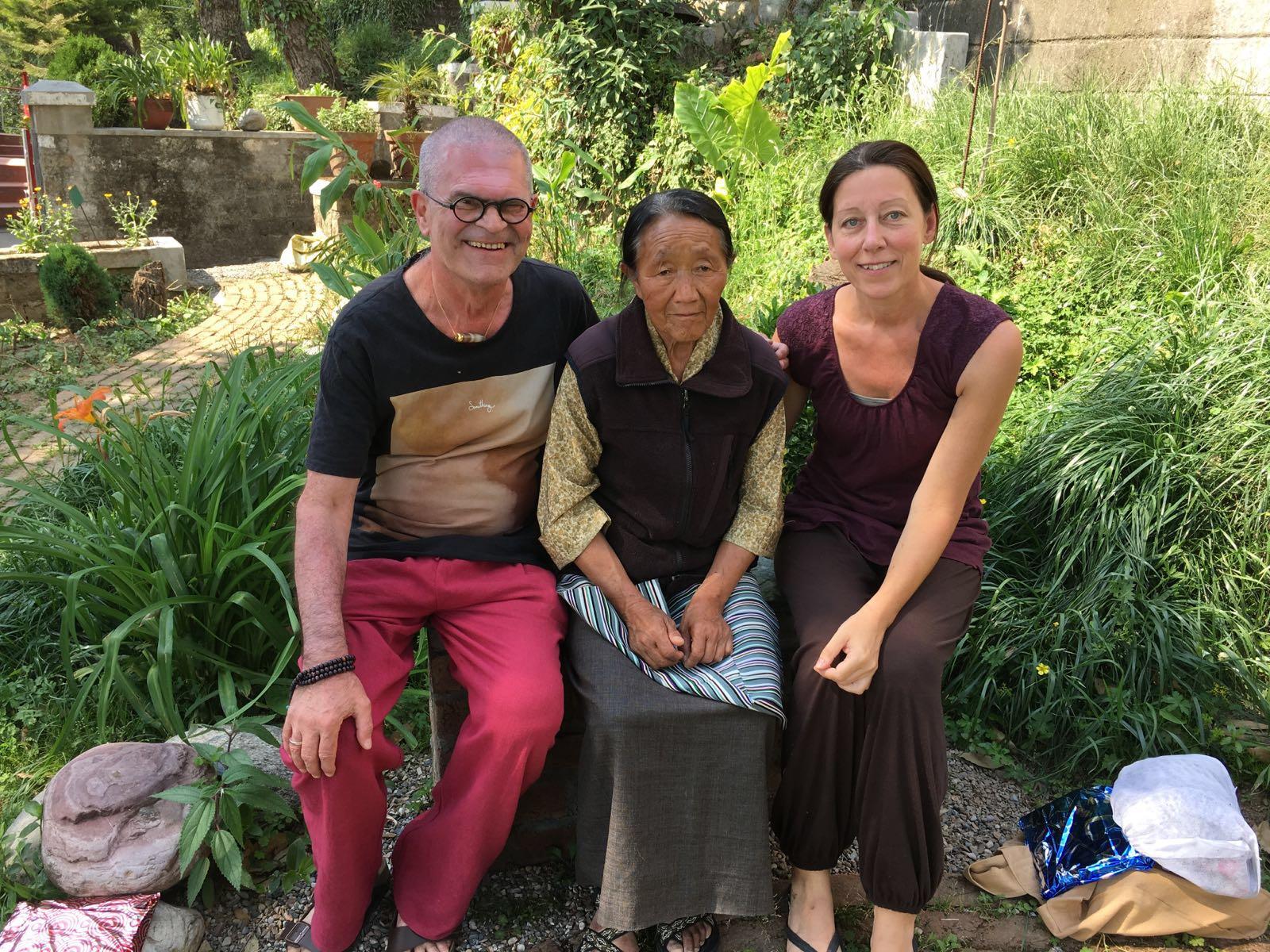 Tsering Dorjees Mutter